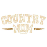 Country Mom T Shirt