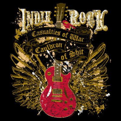 Indie Rock T Shirt