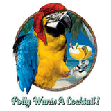 Polly Wants a Cocktail T Shirt