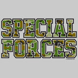 Special Forces (camo) T Shirt