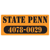 State Penn (black & orange) T Shirt