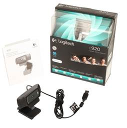 logitech c920 fhd 1080p webcam singapore