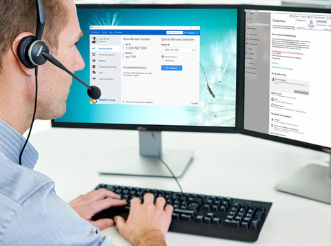 teamviewer premium annual subscription remote support