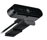 Logitech Brio 4K WebCam 960-001105 (3 years Warranty in Singapore) - Buy Singapore