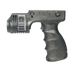 GRIP WITH FLASH LIGHT ADAPTER