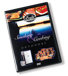"""Smoking & Cooking Outdoors\"" DVD"