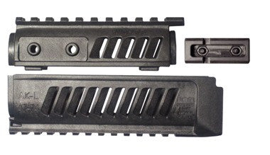 AKM 47/74  Tactical Hand Guards with 4 rails