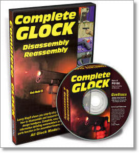 Complete Glock Dissassembly/Reassembly DVD