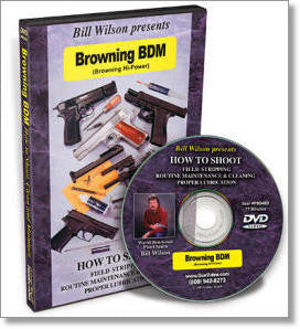 Browning BDM: How To Shoot
