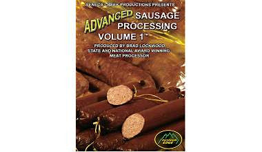 Advanced Sausage Processing Volume I DVD