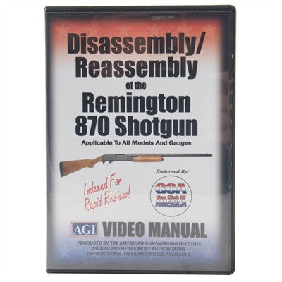 AGI: Remington 870 Shotguns