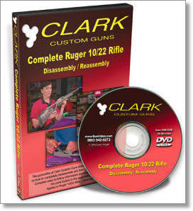 Clark: Complete Ruger 10/22 Disassembly/Reassembly