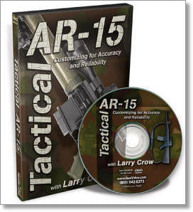 Tactical AR-15 with Larry Crow