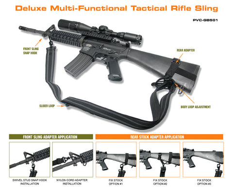 RIFLE SLING for Remington 7600/ 7615