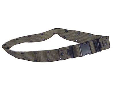 Pistol Belt - Green
