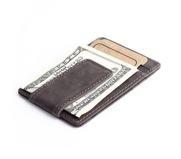 Minimalist Wallet Grey