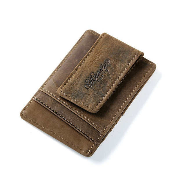 Minimalist Wallet Brown