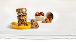 Dates & Chia Mini Energy Bites-Gouris Goodies-Gouris Goodies