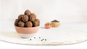 Black Pepper Happy Ladoo