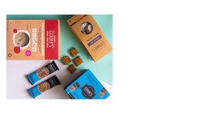 Vegan Pack-Energy bars-Gouris Goodies-Gouris Goodies