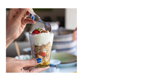 Granola Yogurt Parfait Recipe. #03
