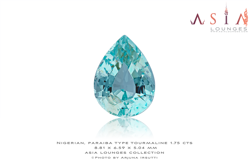 Introduction to Paraiba Tourmalines