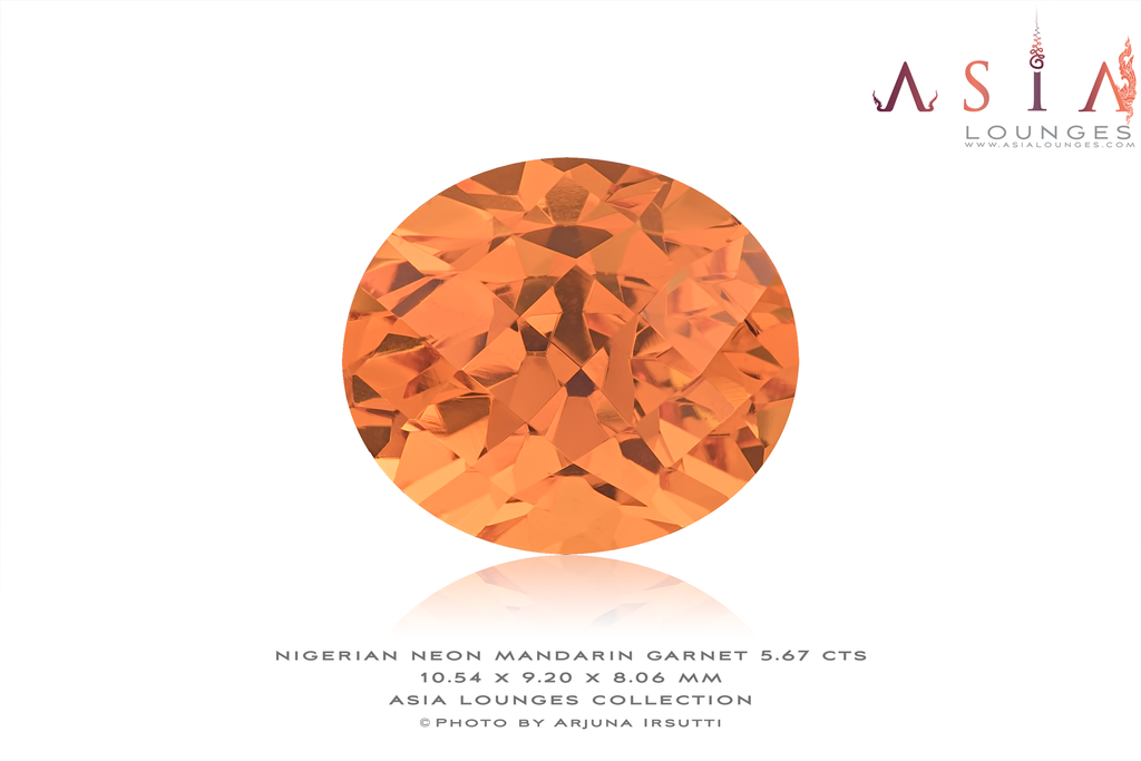 "Introduction to Spessartite ""Mandarin"" Garnet"