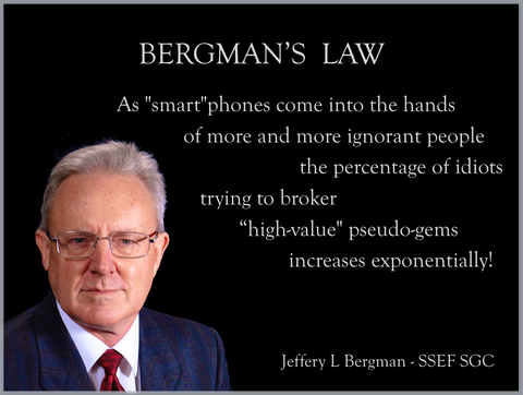 Bergman's Law - by Jeff Bergman