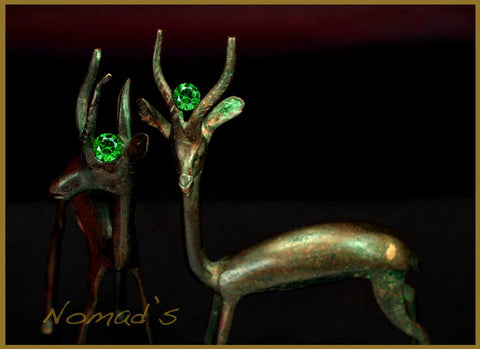 Russian Demantoid pair