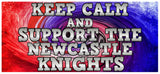 Nrl Keep Calm Team Mug