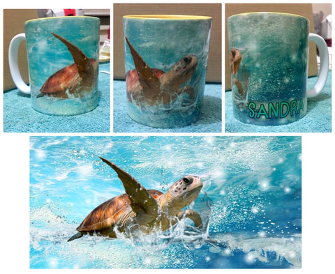 Picture perfect mugs