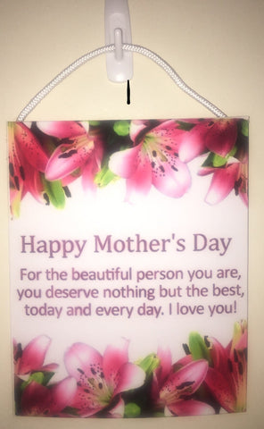 Mother's Day Quote canvas without name