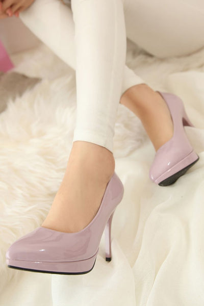 Pointed Toe Party High Heels Women Shoes 1151