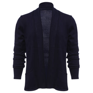 Slim Fit Long Sleeve Cardigans for Man 8707