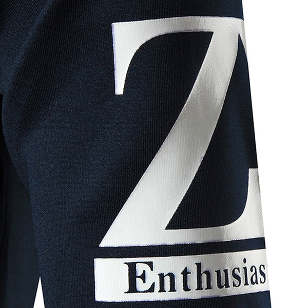 Letter Printed Long Sleeve Pullover Sweatershirt for Man 4985