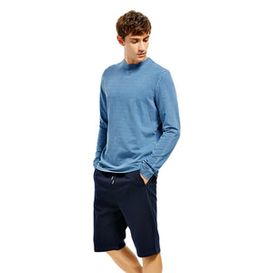 Comfortbale Long Sleeve Men Knit Sweatershirt 5994