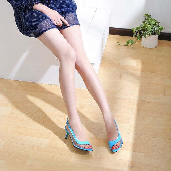 Women's Slingbacks Sandals Dress Shoes for Summer 8933