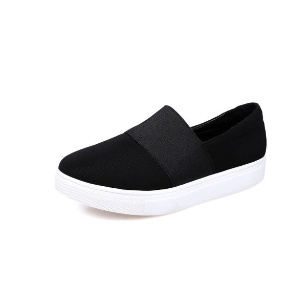 Slip on Platform Shoes for Women 8220