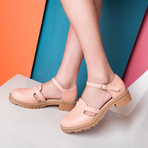 Ankle Straps Women's Sandals Dress Shoes for Summer 8737