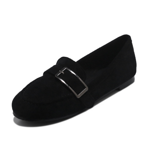Round Toe Women Flat Shoes 1374