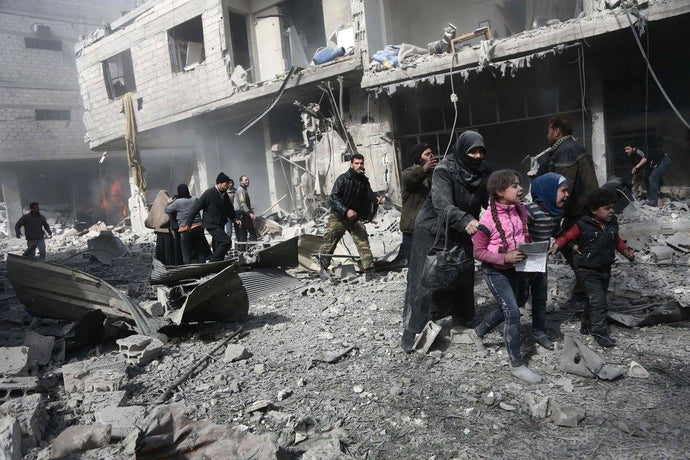 The Battle for Ghouta - Badr of Our Times