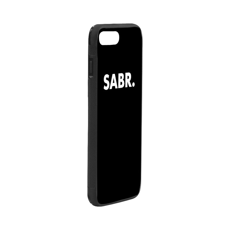 SABR. iPhone 8+ Phone Case