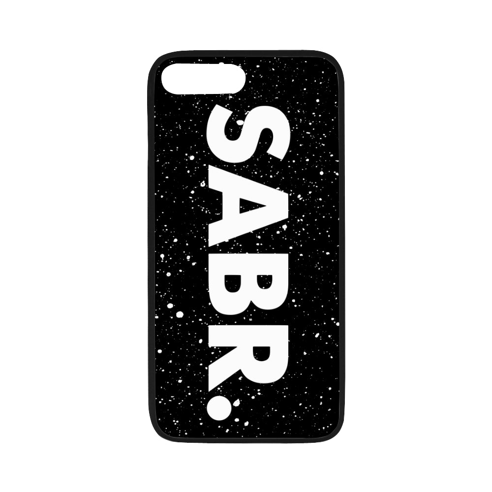 Splatter SABR. iPhone 7+ Phone Case - World Wide Dawah