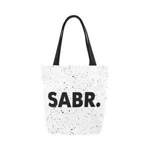 SABR. Canvas Tote Bag