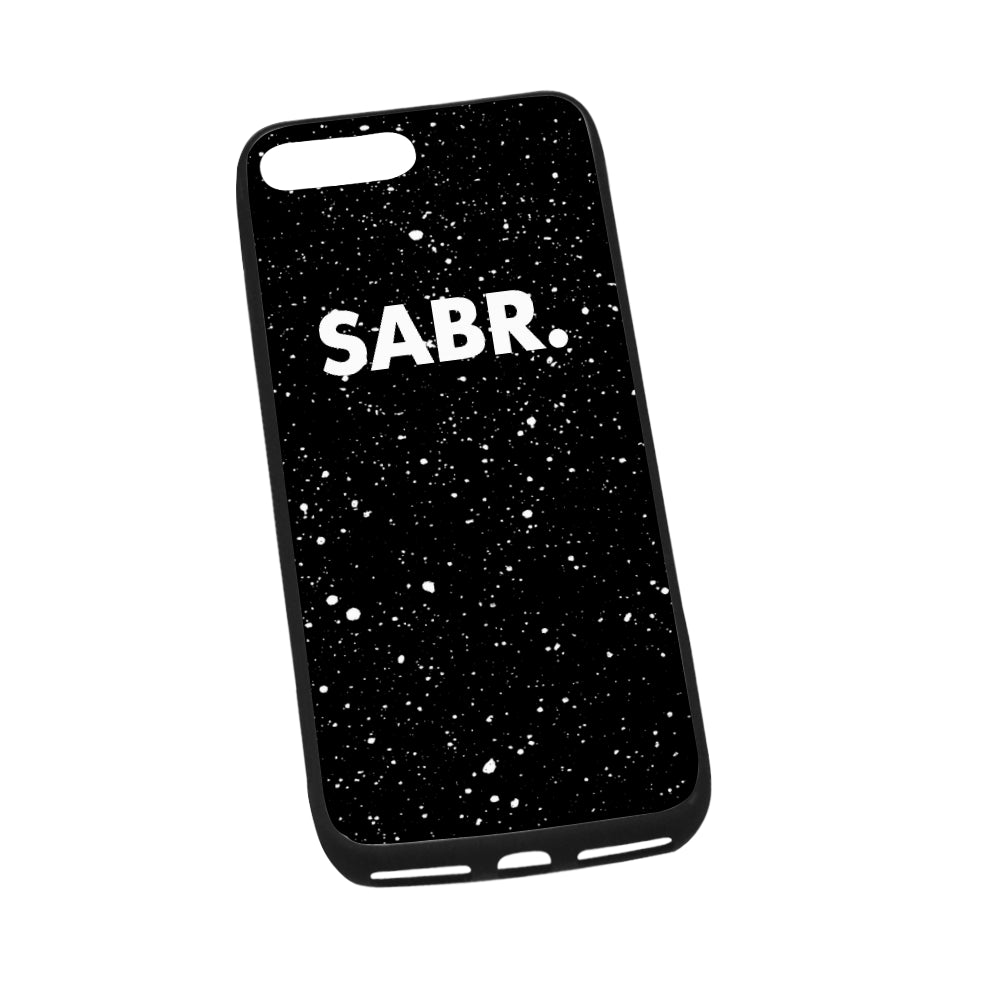 Splatter SABR. iPhone 8+ Phone Case - World Wide Dawah