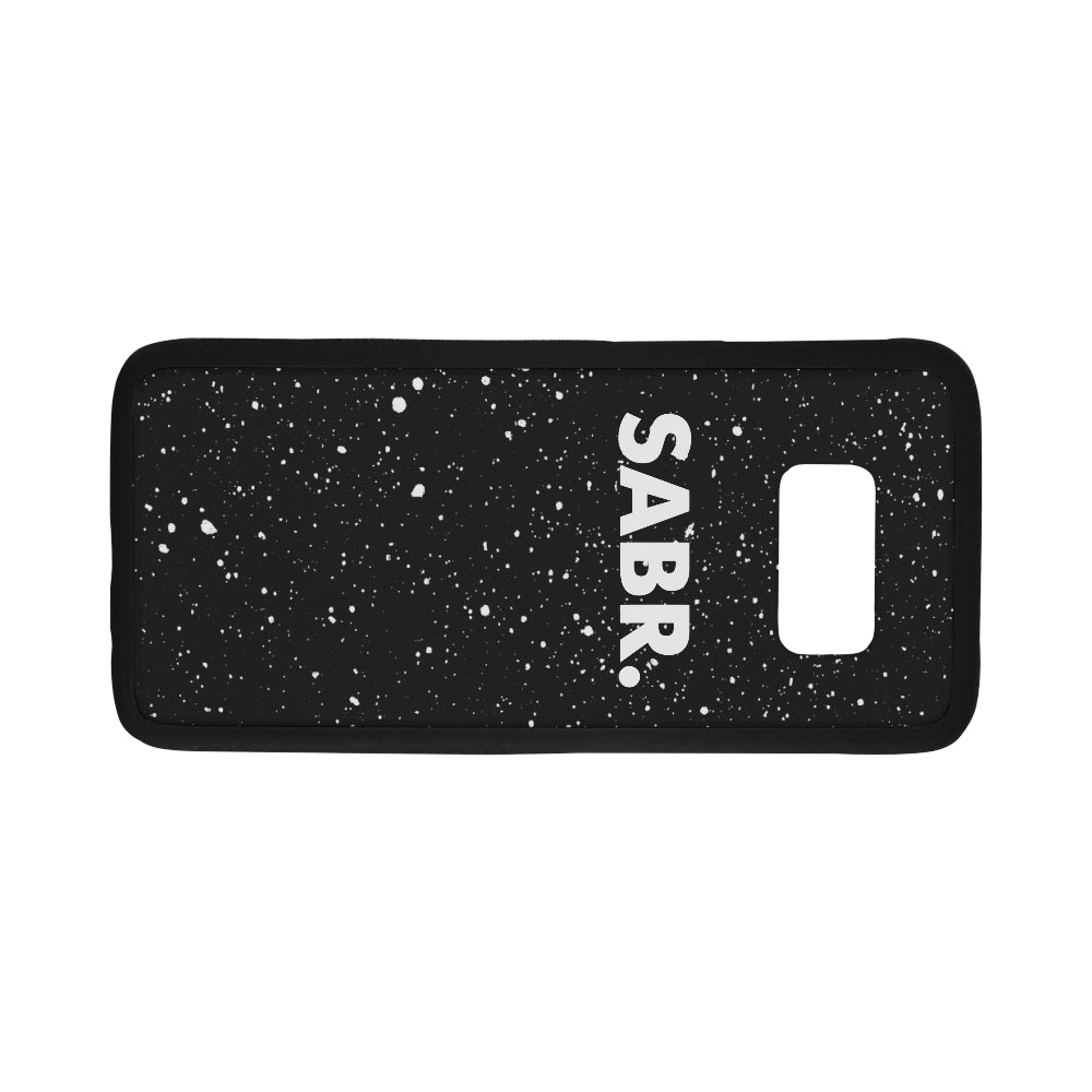 Splatter SABR. Samsung Galaxy S8 Phone Case - World Wide Dawah