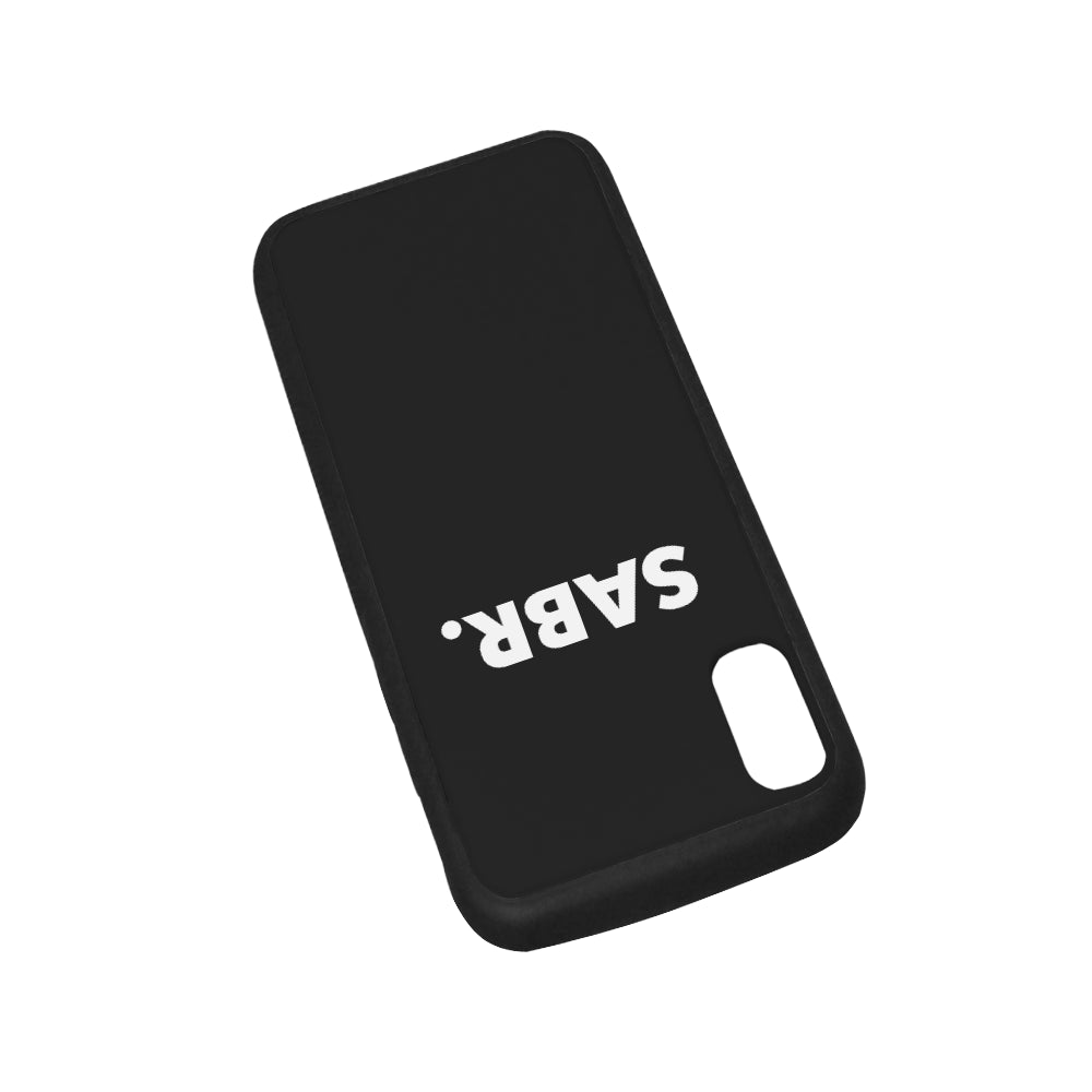SABR. iPhone X Phone Case - World Wide Dawah