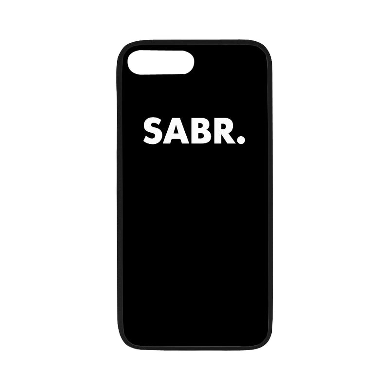 SABR. iPhone 7+ Phone Case