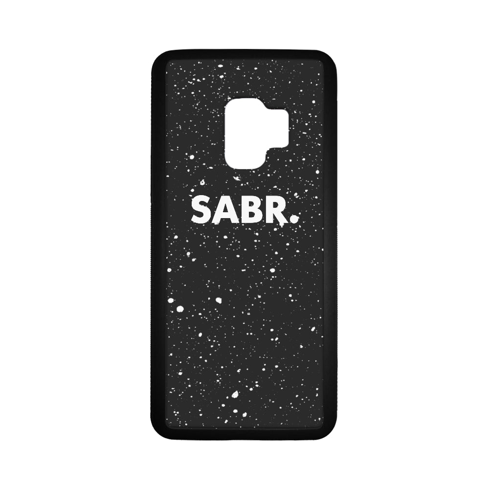 Splatter SABR. Samsung Galaxy S9 Phone Case - World Wide Dawah