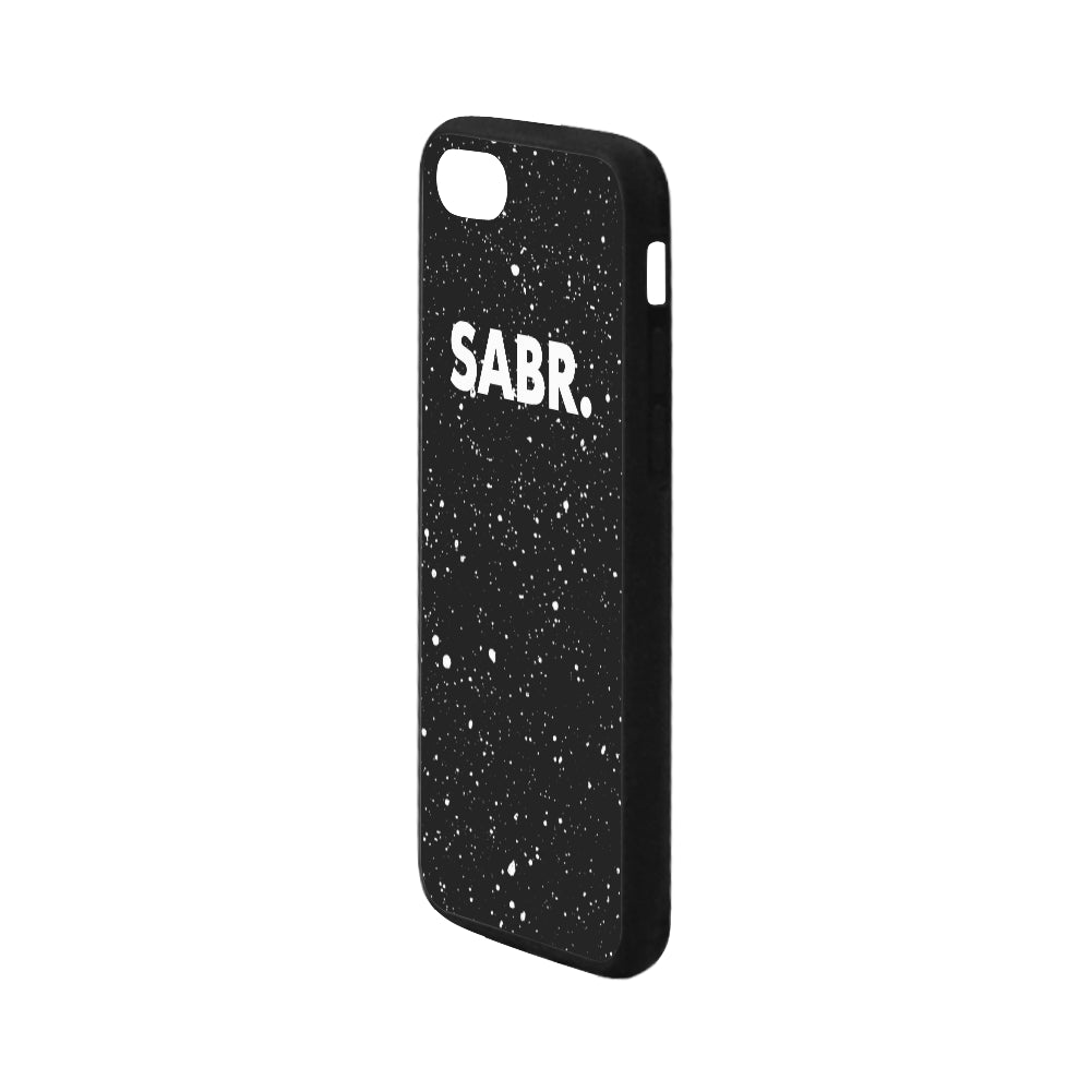 Splatter SABR. iPhone 7 Phone Case - World Wide Dawah